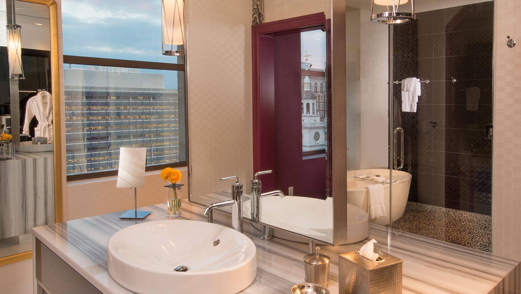 Kimpton Hotel Girard Room