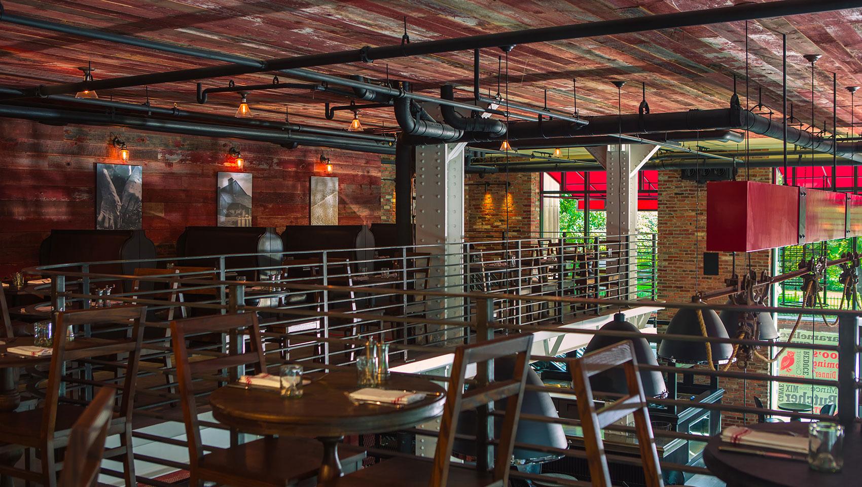 Restaurants in center city philadelphia kimpton hotel for Bistro hotel