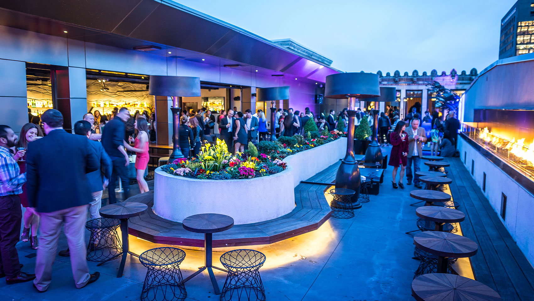 Image result for Stratus Rooftop Lounge philly