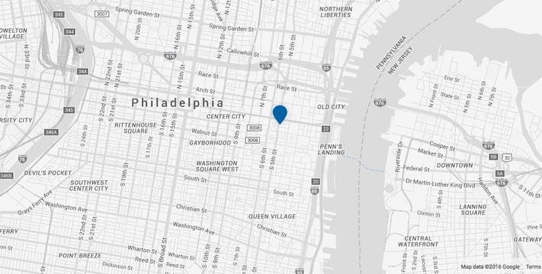 Hotels in Philadelphia | Kimpton Hotel Monaco Philadelphia on city of dover pa, map of 19124, map of center city pa, map of pa towns, map of west philly pa, map of cities surrounding philadelphia pennsylvania, map of phila metro area, new york city on a map of pa, road map of phila pa,